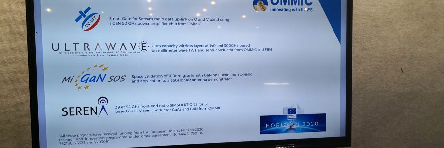 QV-LIFT MMIC at IMS2018