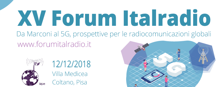 QV-LIFT at the 15th Forum Italradio