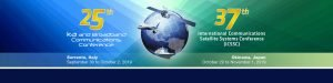 37th International Communications Satellite Systems Conference (ICSSC) @ Okinawa | Okinawa | Okinawa | Japan