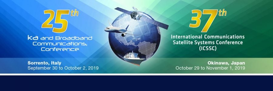37th International Communications Satellite Systems Conference (ICSSC)